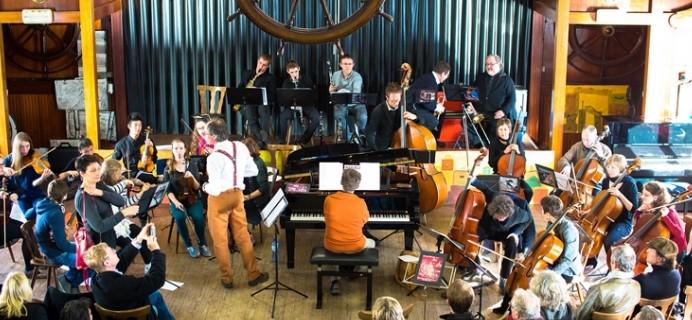 workshop tijdens de dag van het DKO te Antwerpen